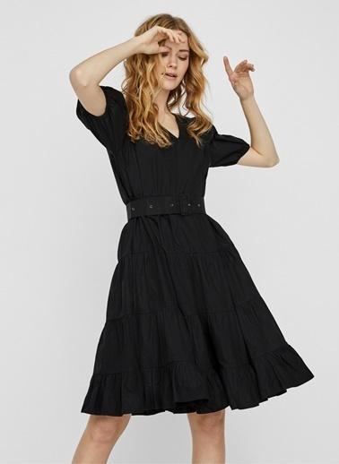 Fabrika Copenhagen Elbise Siyah